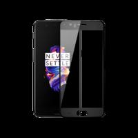 OnePlus 5 3D钢化玻璃保护膜 黑色