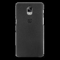 一加手机3个性保护壳(砂岩黑)
