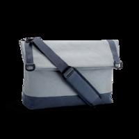 一加旅行单肩包(蓝灰色)