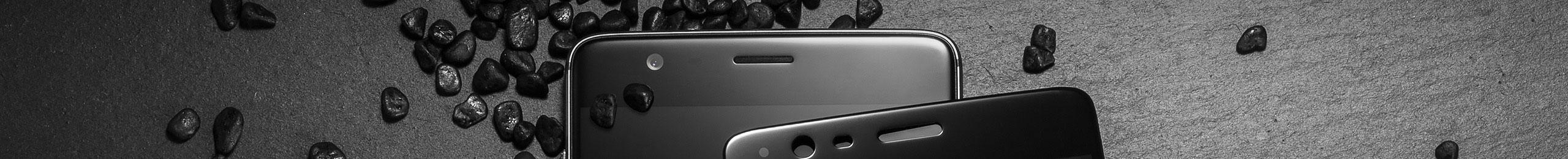 一加手机3钢化3D玻璃保护膜(黑色) 24