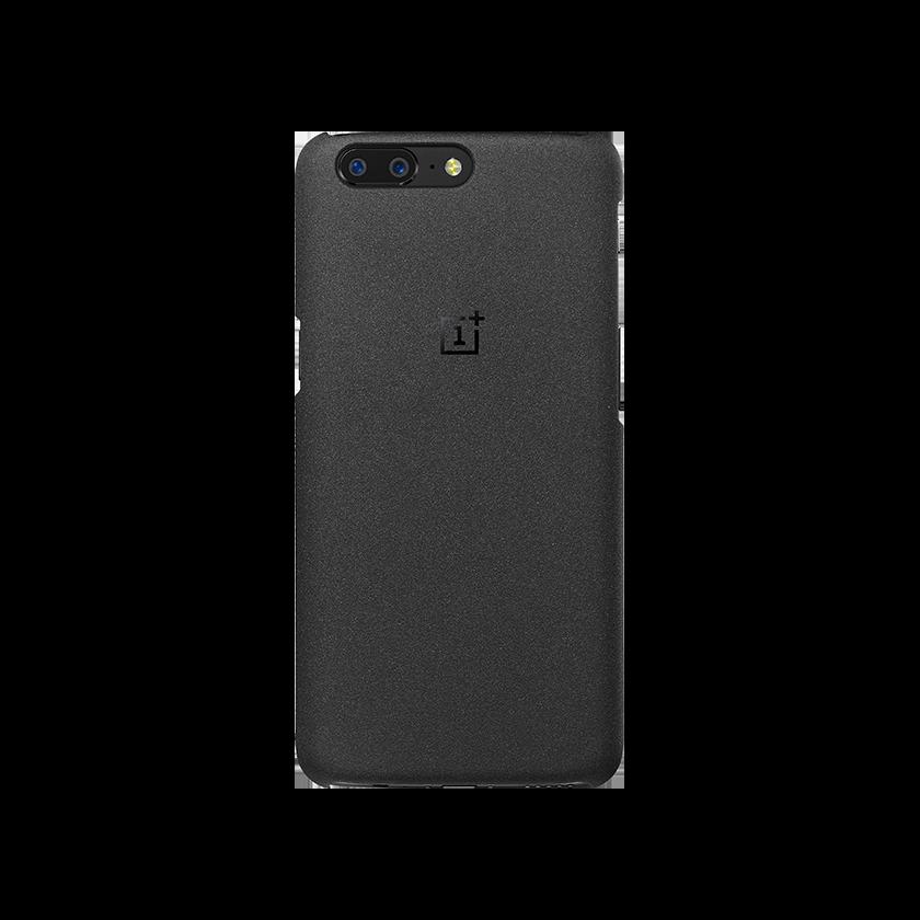 OnePlus 5 砂岩黑个性保护壳