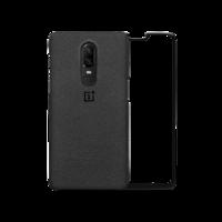 OnePlus 6 保护套装(砂岩黑)