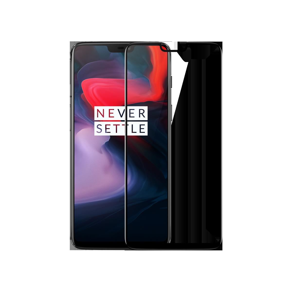 OnePlus 6 3D钢化玻璃保护膜