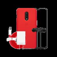 OnePlus 6 优选套装 新年红